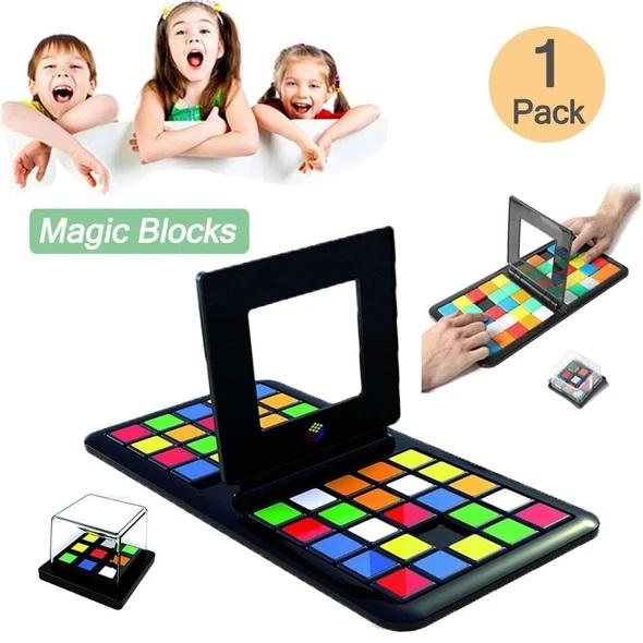 Magic Cube Game