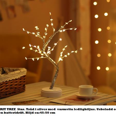 konstträd spitir tree