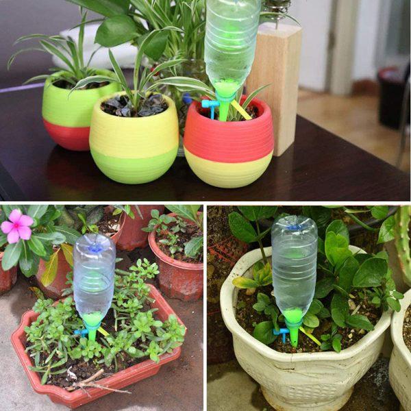 Automatisk blomvattnare ny modell