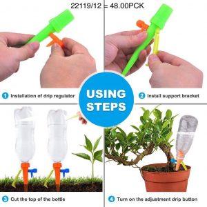 Automatisk blomvattnare ny modell för smidigare vattning
