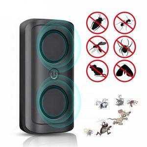 Avskräckare mot gnagare och insekter Model 4