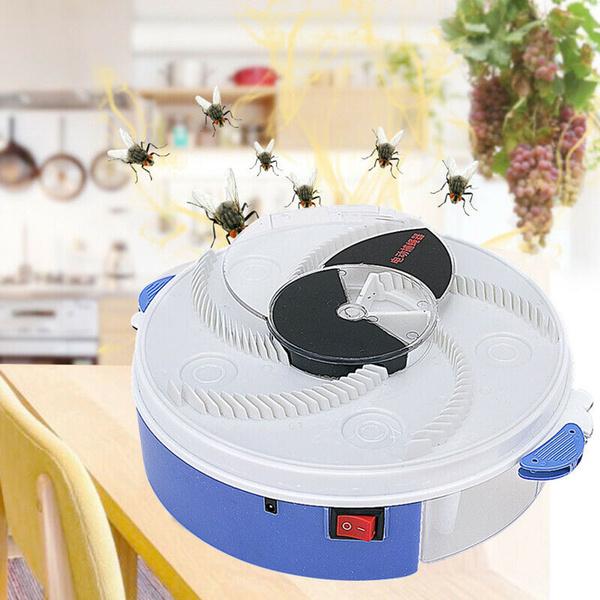 Elektrisk flugfälla – Fly trap