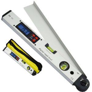 Digital LCD-Vinkelmätare